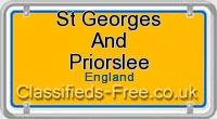 St Georges and Priorslee board